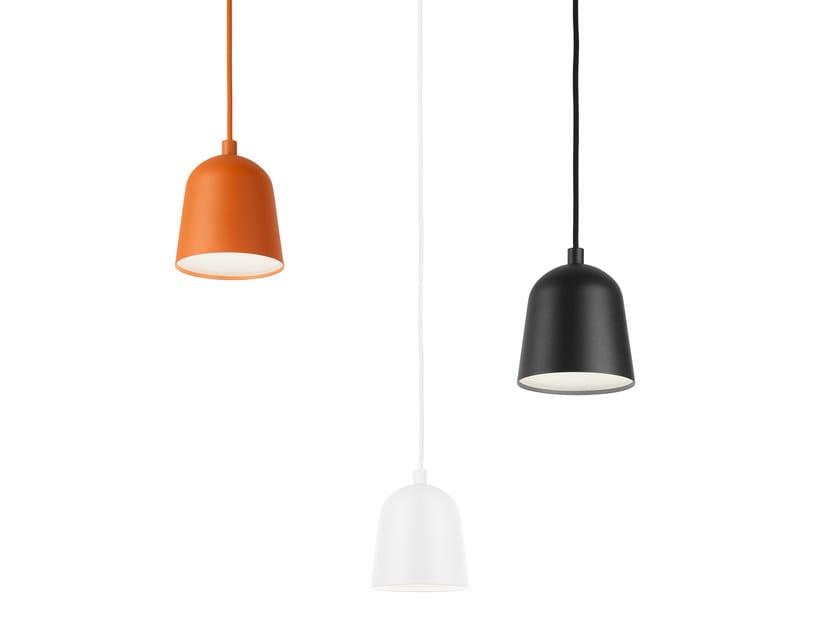 Lámpara colgante LED de aluminio CONVEX MINI by Zero