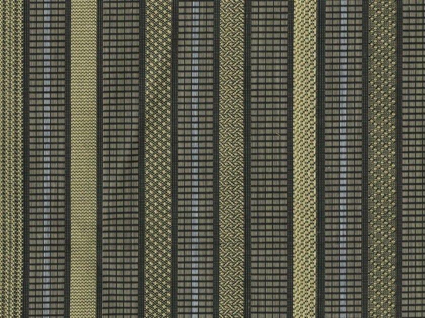 Striped washable fabric GENAZZANO by KOHRO