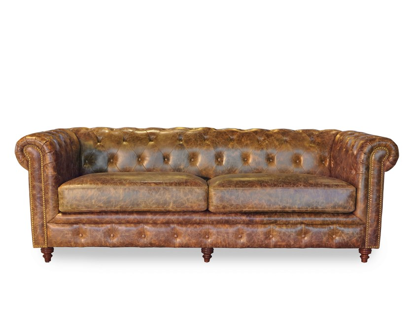Chesterfield style tufted sofa CHESTER | Sofa by Minacciolo