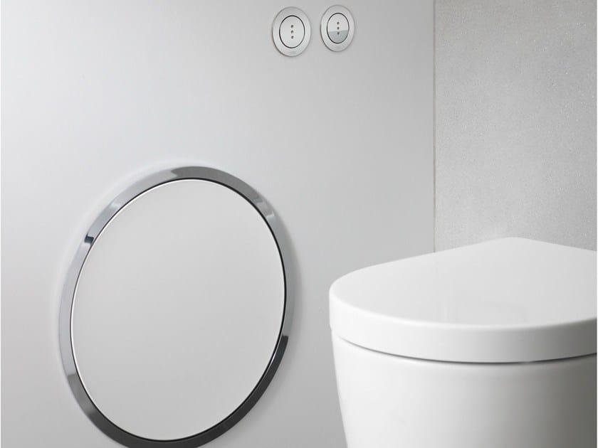 Flush plate RS83E | Flush plate by VOLA