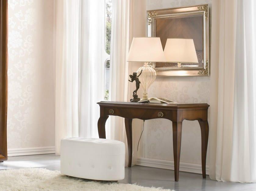 Walnut dressing table SYMFONIA   Walnut dressing table by Dall'Agnese