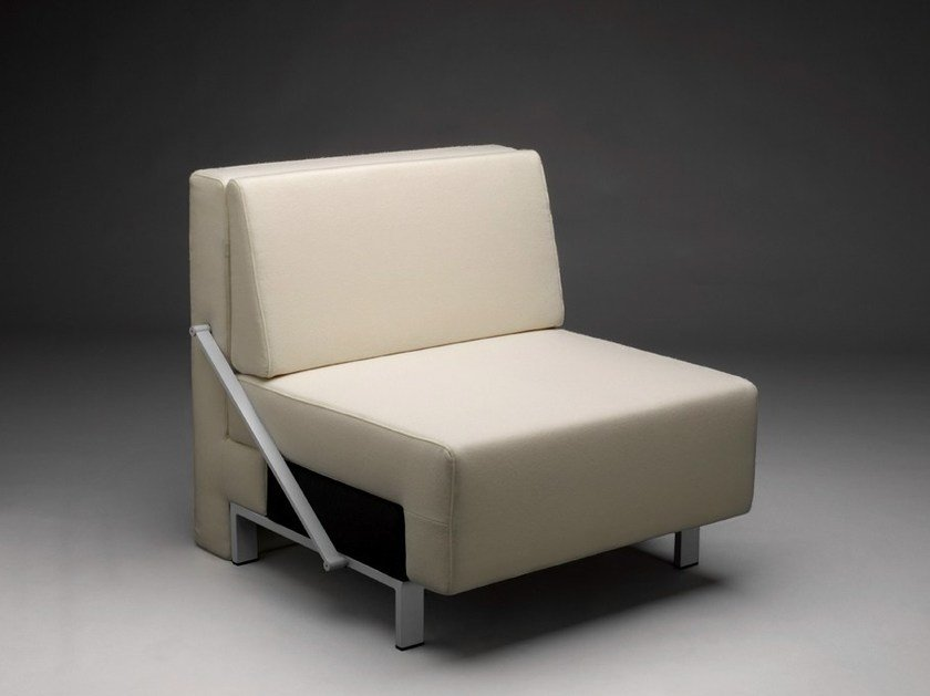 Armchair bed with removable cover COLOMBO by mminterier
