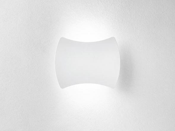 LED metal wall light BUT-LIGHT by Lucente