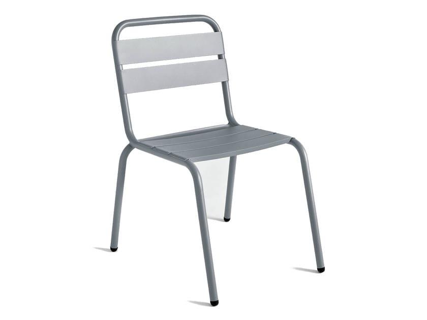 Metal garden chair BARCELONETA | Chair by iSimar