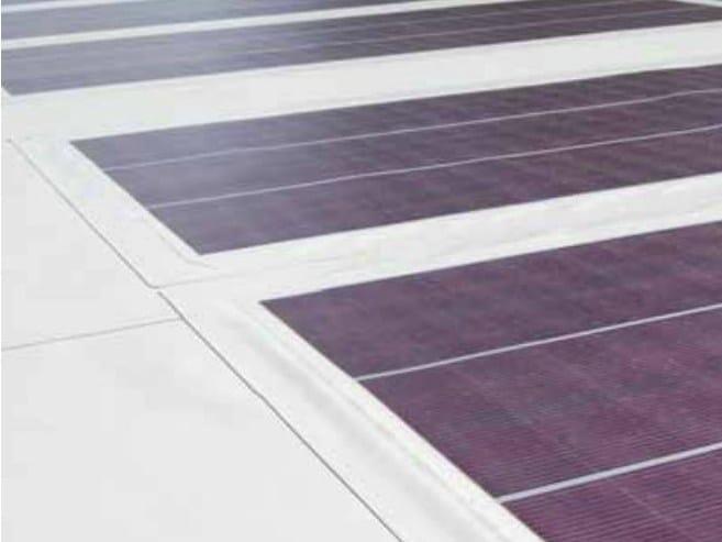 Prefabricated polymer membrane FLAGON Energy Plus by FLAG