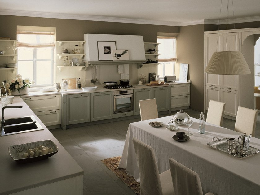 NUOVO MONDO | Cucina By Scandola Mobili