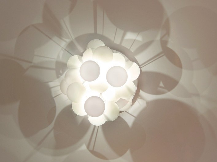 Soffitto A Led CirclesLampada In Alluminio Millelumen Da AqcSR35jL4