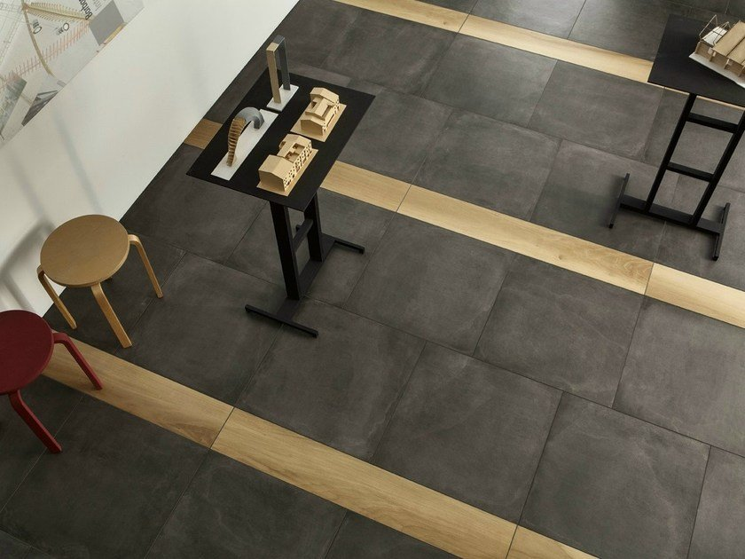 Porcelain stoneware wall/floor tiles ONE GROUND by Ceramiche Caesar