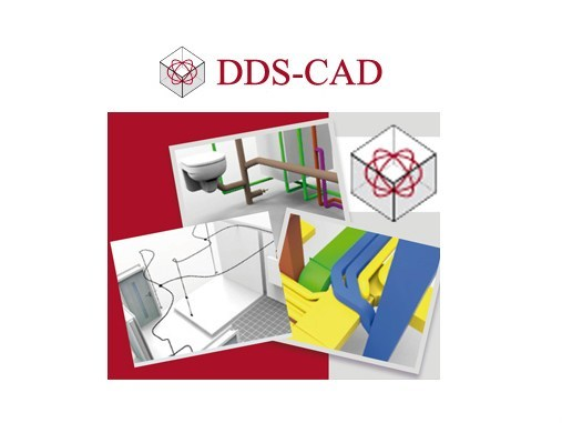 CAD-integrated building services calculation software DDS-CAD by HARPACEAS
