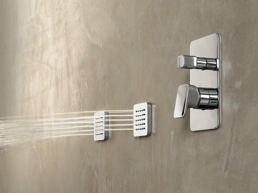 Built-in side shower FREE SHOWER | Side shower by Nobili Rubinetterie