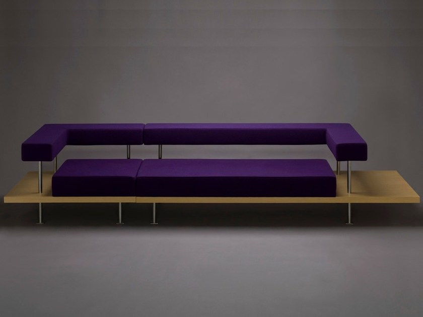 Sectional sofa KUBIK by mminterier