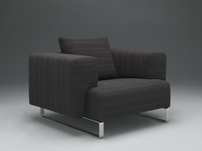 Armchair with armrests MIDI | Armchair by mminterier