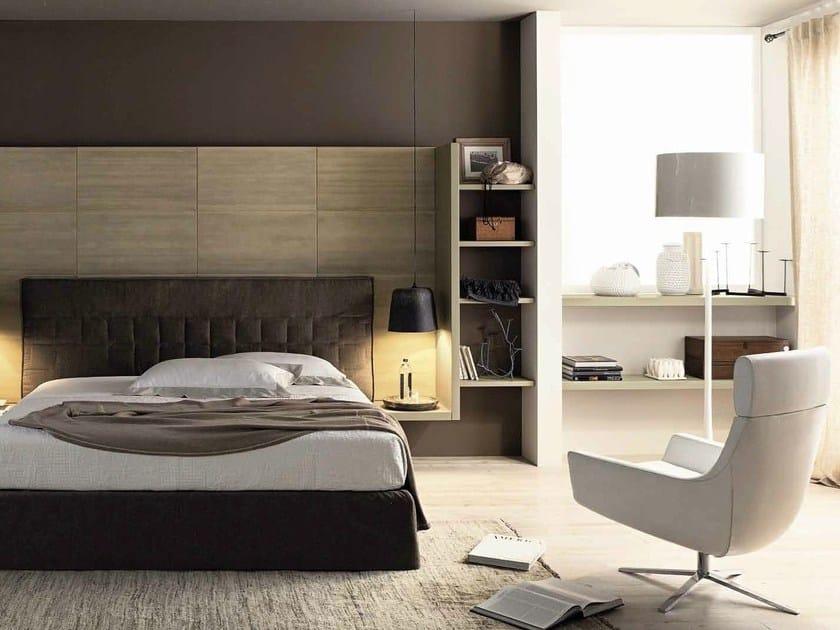 Camera da letto in abete in stile moderno nuovo mondo n09 - Letto stile moderno ...