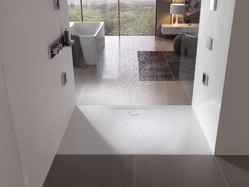 Bettefloor side piatto doccia rettangolare by bette for Piatto doccia rettangolare