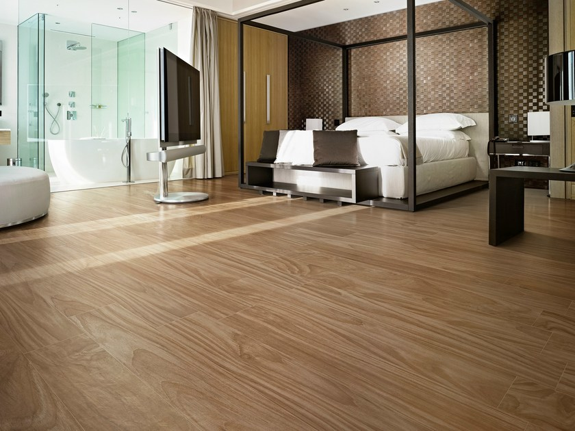 Porcelain stoneware wall/floor tiles with wood effect JUNGLE by CERAMICA SANT'AGOSTINO