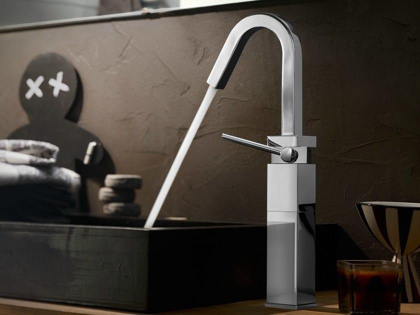 CUBE | Washbasin mixer By Nobili Rubinetterie design Piet Billekens