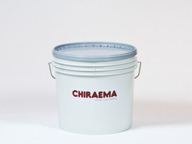 Protective varnish VELATURA SILOSSANICA by CHIRAEMA