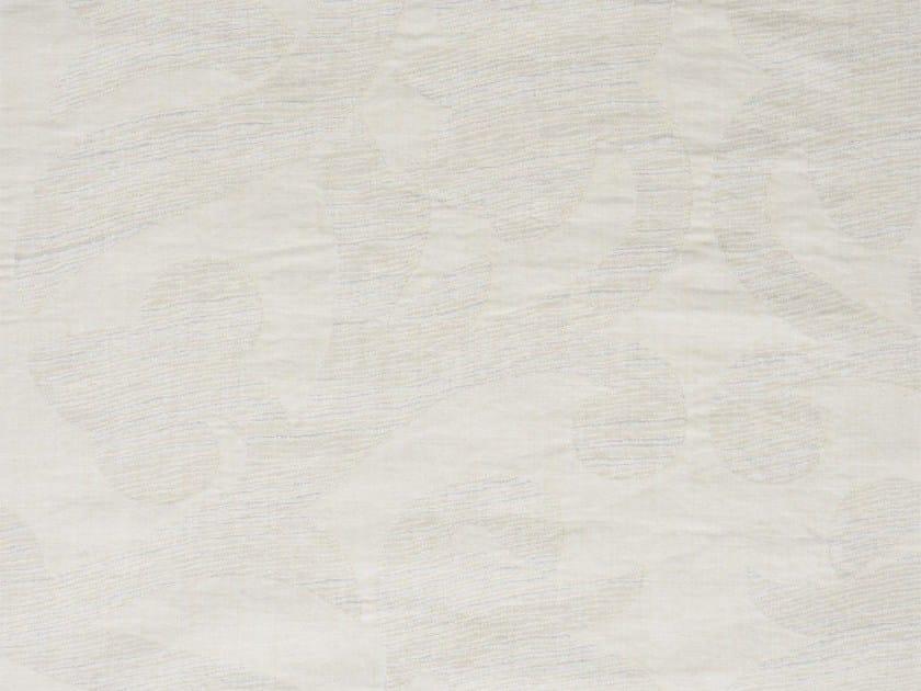 Damask cotton fabric SEPHORA RECTO by KOHRO