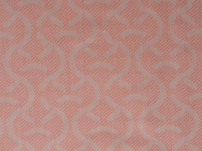 Damask cotton fabric TINNUM RECTO by KOHRO