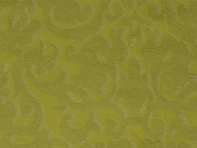 Damask cotton fabric HAMPSTEAD VERSO by KOHRO