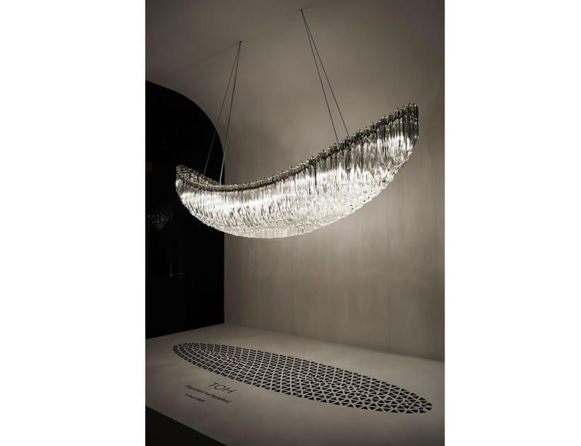 Toh Sospensione Vetro Di Veronese In A Lampada Murano 6bf7vgIYym