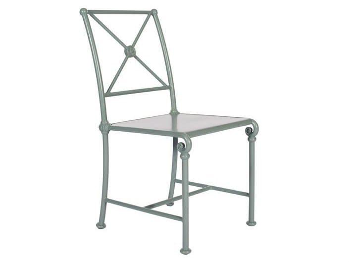 Aluminium garden chair 1800   Garden chair by Tectona