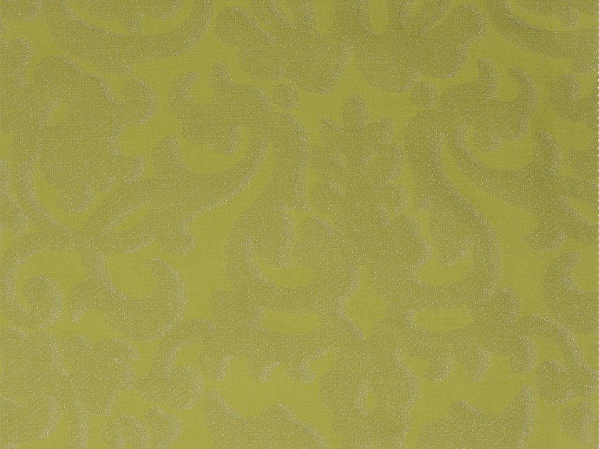 Damask cotton fabric CHISWICK RECTO by KOHRO