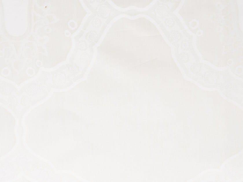 Damask cotton fabric SIERRA ENCATADA RECTO by KOHRO