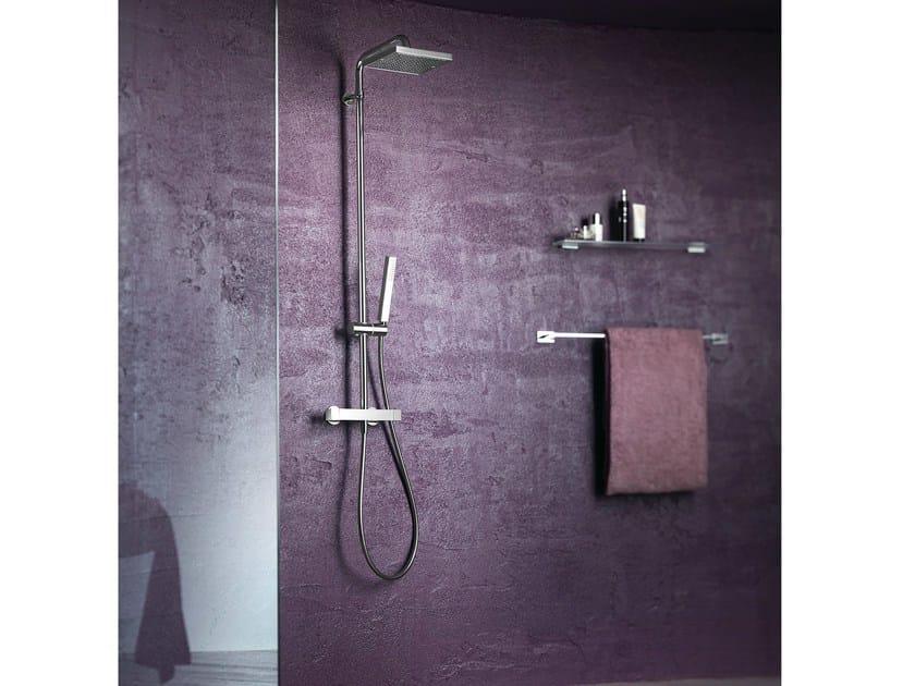 Tower Shower Panel By Nobili Rubinetterie