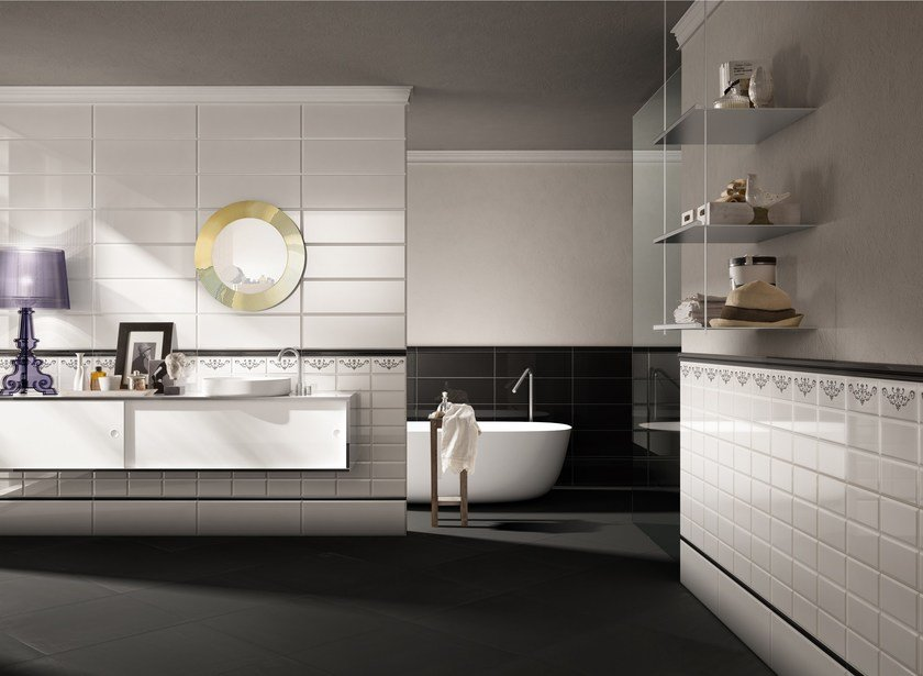 Double-fired ceramic wall/floor tiles DOLCEVITA by Ceramica d'Imola