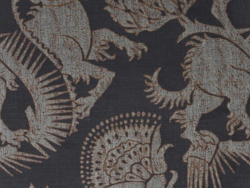 Damask washable fabric ROSWITA by KOHRO