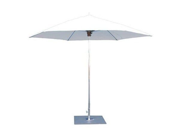 Round aluminium Garden umbrella FLORIDA by Tectona