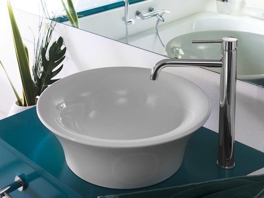 Single handle washbasin mixer LIVE | Washbasin mixer by Nobili Rubinetterie
