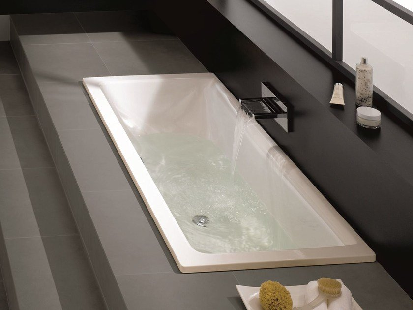 Vasca Da Bagno A Incasso : Vasca da bagno da incasso bettefree by bette design schmiddem design