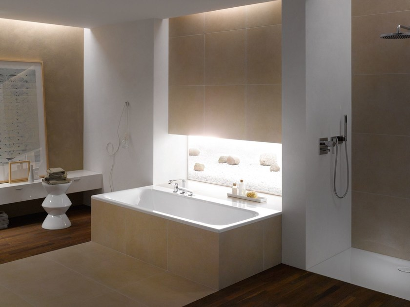 Vasca Da Bagno Bette : Vasca da bagno da incasso betteschmiddem ii by bette design