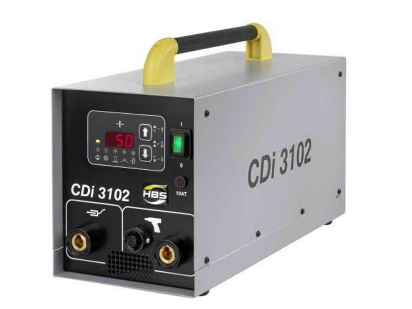 Welding machine CDi 3102 by TSP