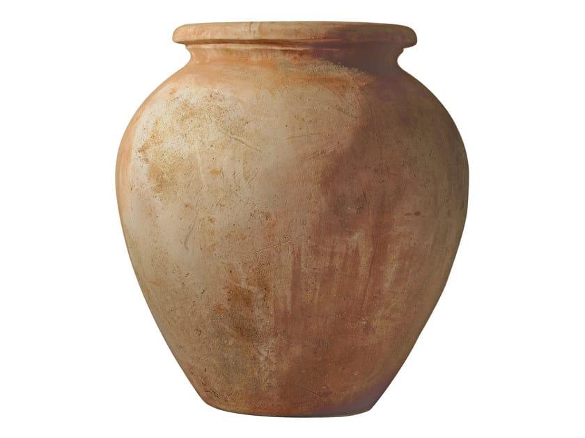 Terracotta garden vase TOSCANO by Tectona