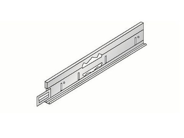Frame and accessory for suspended ceiling 15 self-supporting profile by Siniat