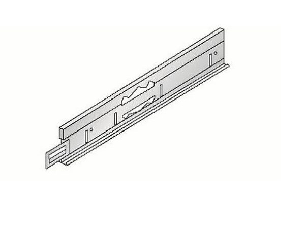 Frame and accessory for suspended ceiling 24 Self-supporting profile by Siniat