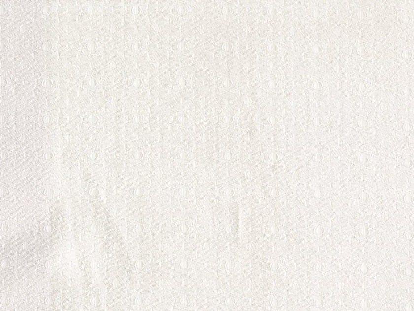 Jacquard washable cotton fabric VERBIER by KOHRO