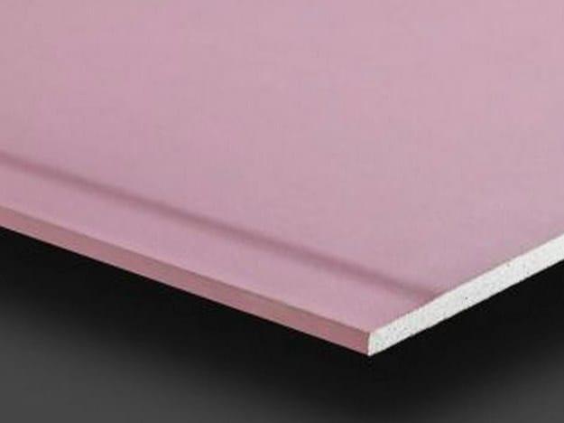Fireproof plasterboard ceiling tiles PregyFlam BA13 by Siniat