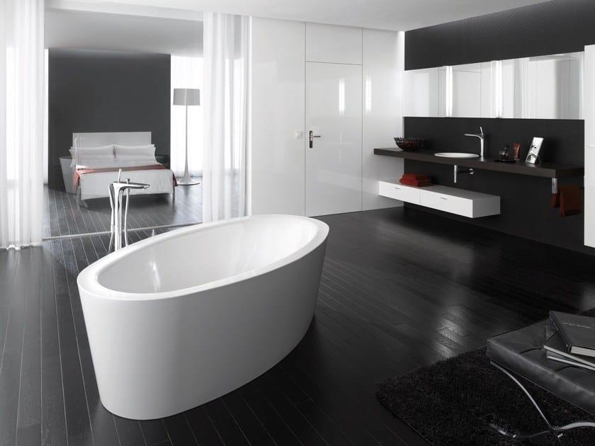 Freestanding bathtub BETTEHOME SILHOUETTE by Bette