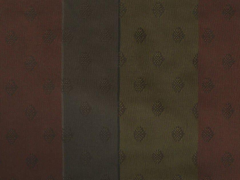 Jacquard washable fabric DARJEELING PARK 2 by KOHRO