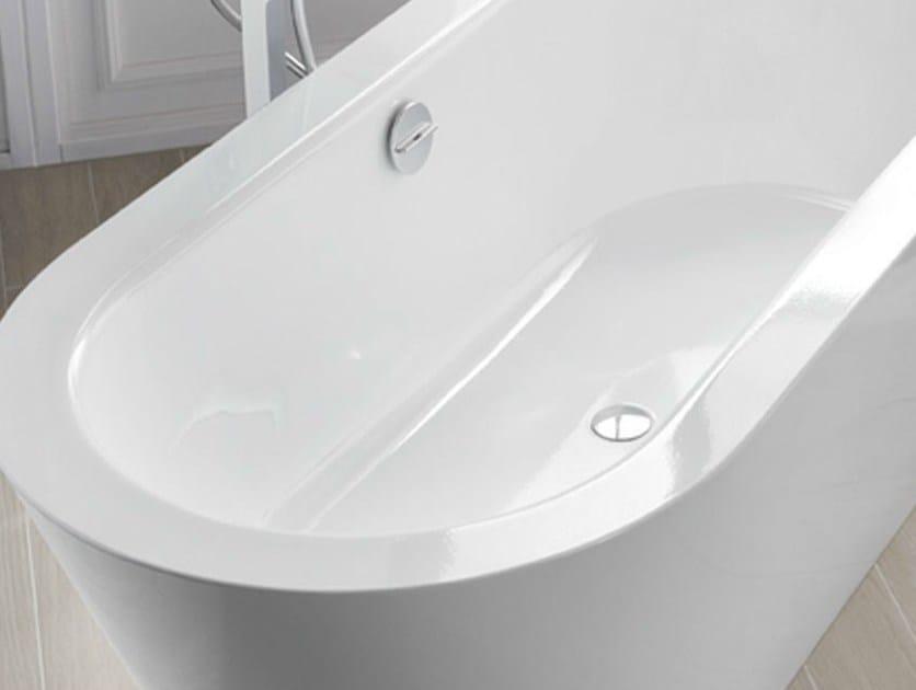Vasca Da Bagno Bette : Vasca da bagno centro stanza ovale bettestarlet oval silhouette