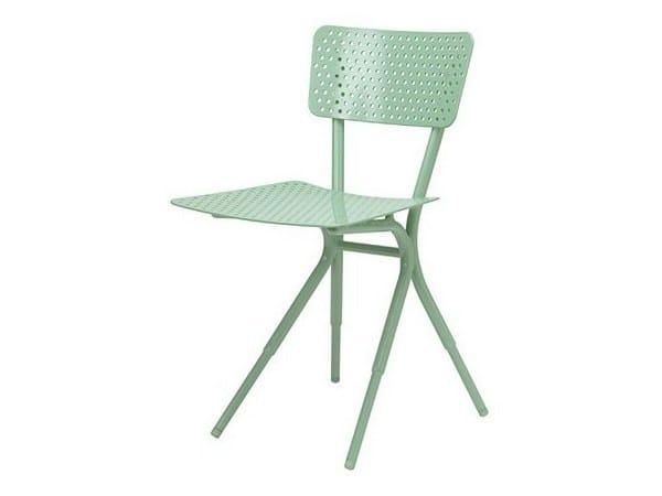 Aluminium garden chair GRASSHOPPER | Garden chair by Tectona