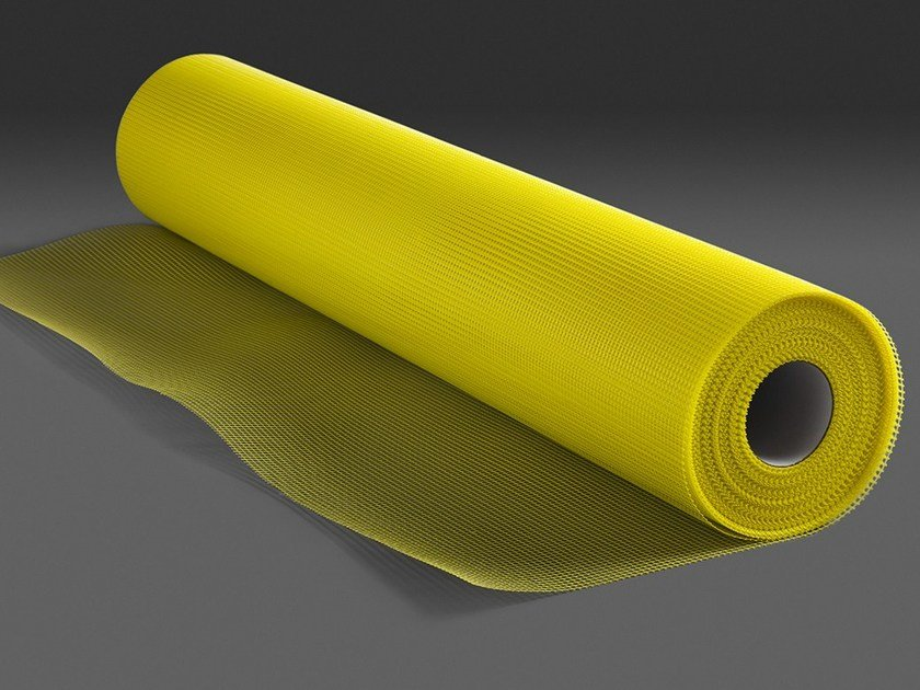 Glass-fibre Mesh and reinforcement for insulation Rotolo rete AquaBoard 160 gr by Siniat