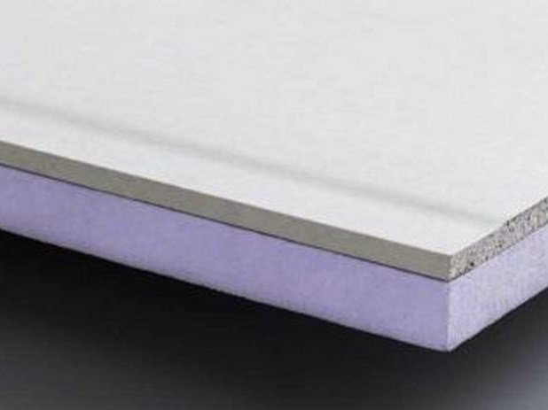 EPS thermal insulation panel PregyLaDuraFoam by Siniat