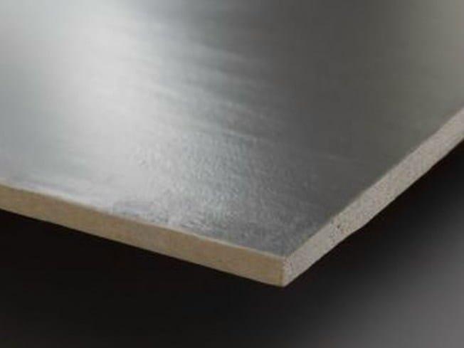 Cellulose fibre thermal insulation panel PregyLaDuraVapor by Siniat