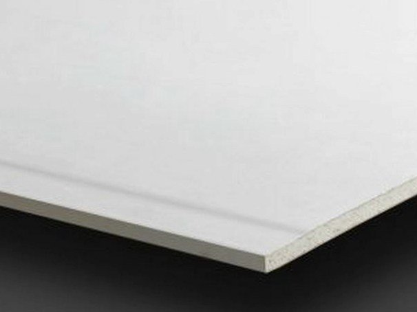 Plasterboard ceiling tiles PregyDur White BA13 by Siniat