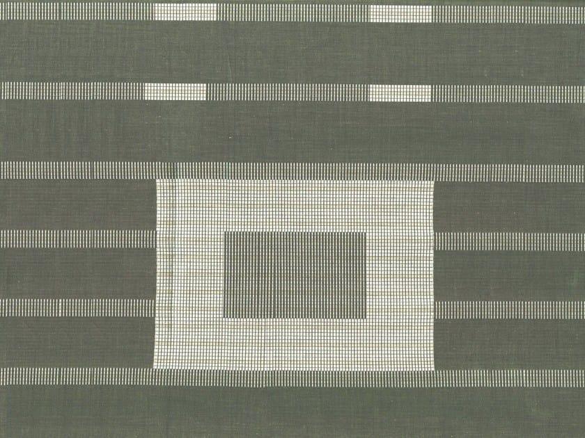 Washable cotton fabric ZION by KOHRO